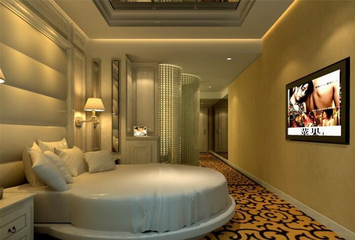 个性房间装修图片宾馆