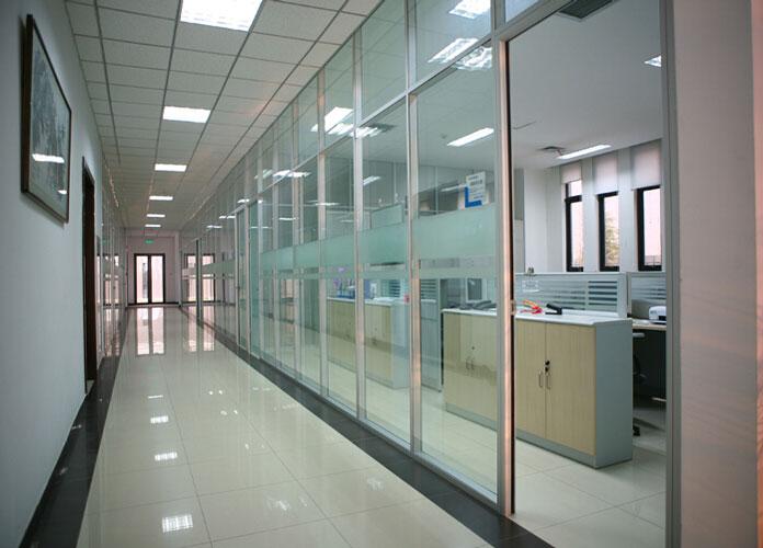 国丰主页 公装案例 厂房空间设计装修          无锡厂房装修,钢结构