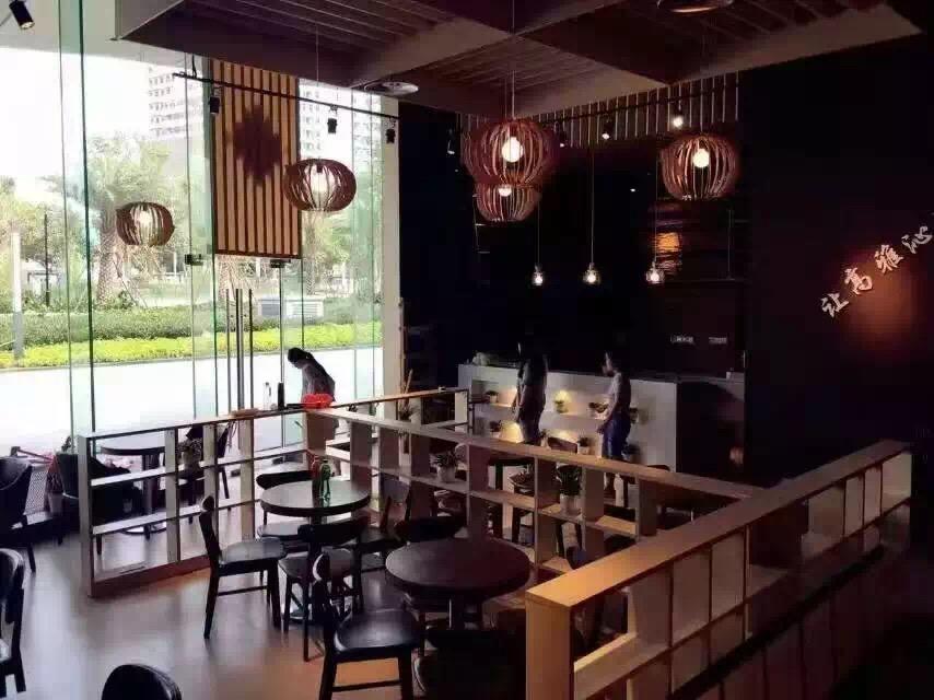 无锡奶茶店装修公司 无锡装修设计风格