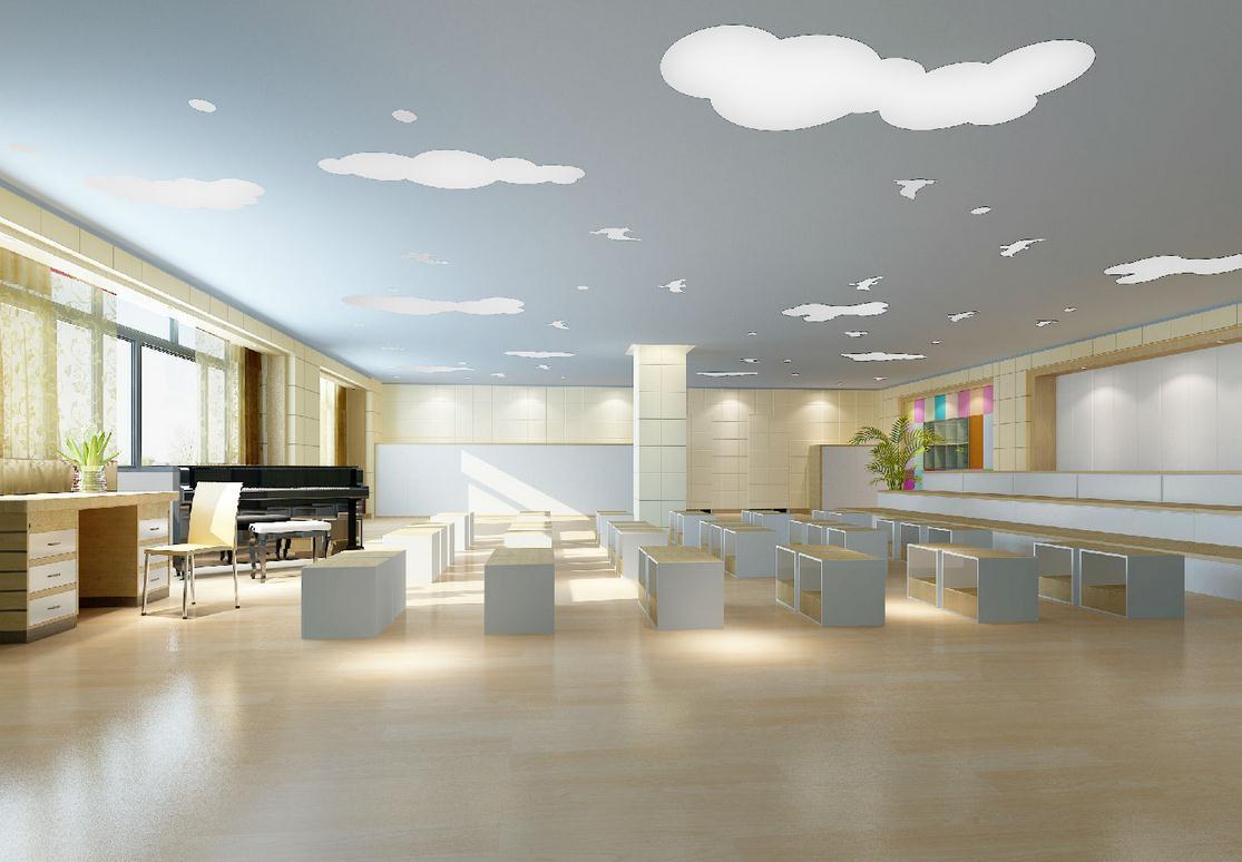 无锡音乐教室装修设计 无锡音乐培训机构设计要
