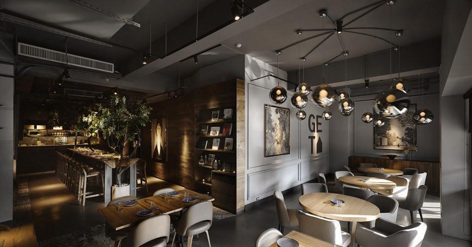 无锡咖啡馆装修设计的灯光效果