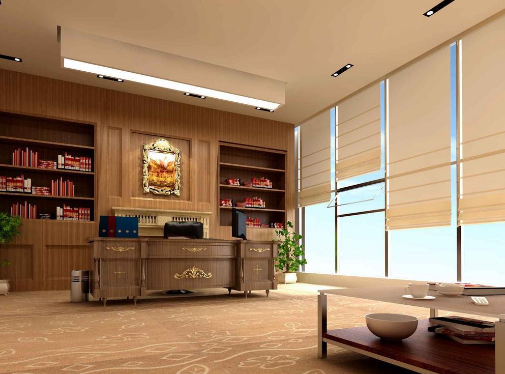 无锡办公室装修设计中的自然元素