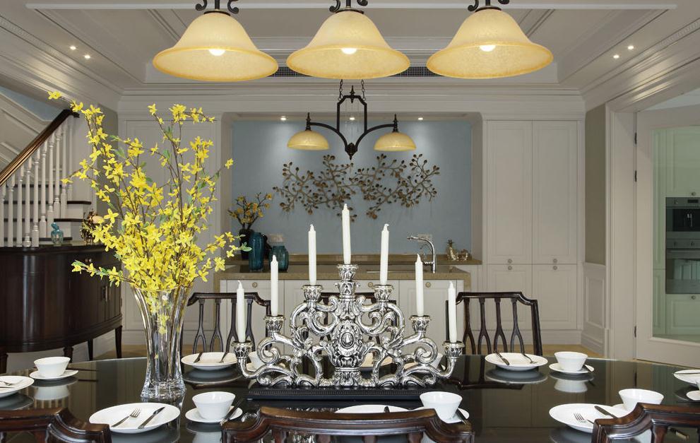无锡欧式风格西餐厅装饰设计图片