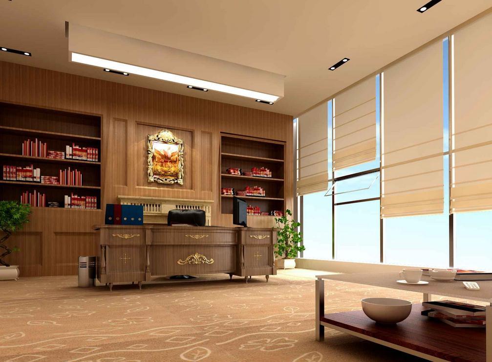 滨湖区办公室装修墙面设计 - 无锡国丰装饰公司