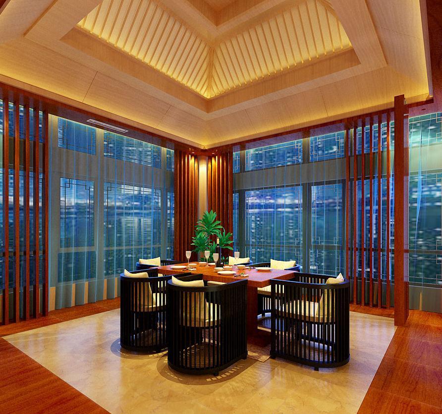 滨湖区家庭餐厅装饰设计