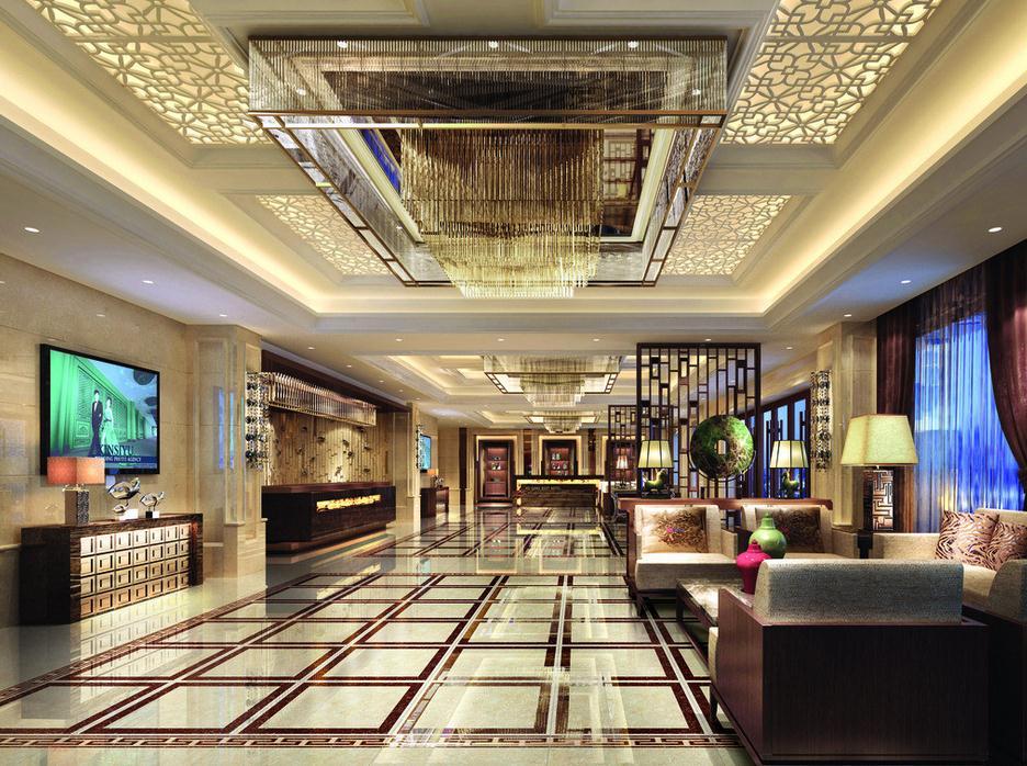 无锡星级酒店装修设计风格