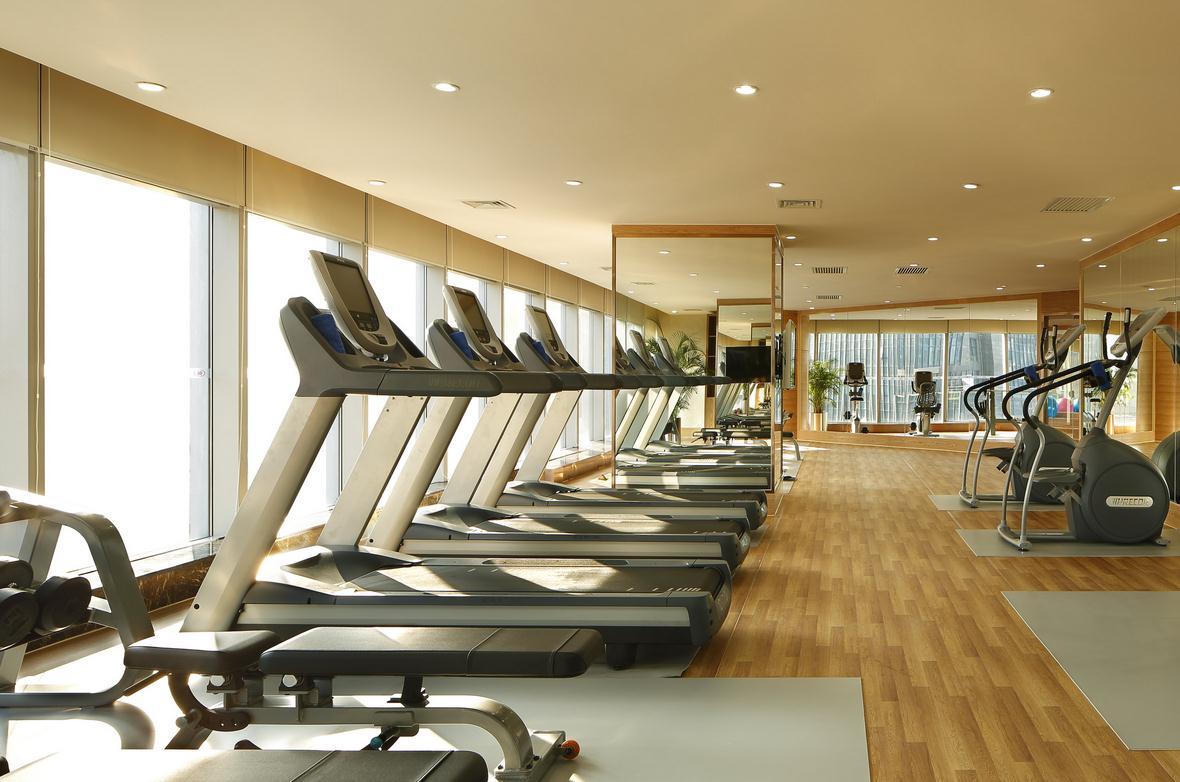 无锡酒店健身房设计过程