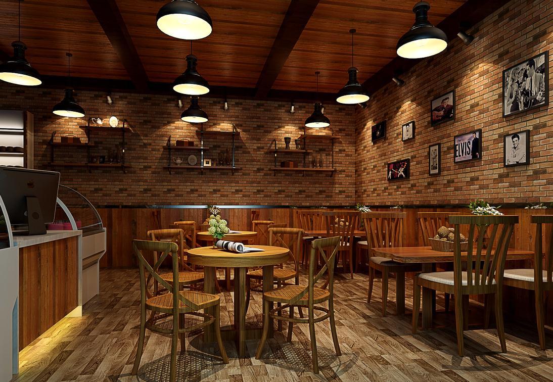 无锡咖啡店装修 - 无锡国丰装饰公司
