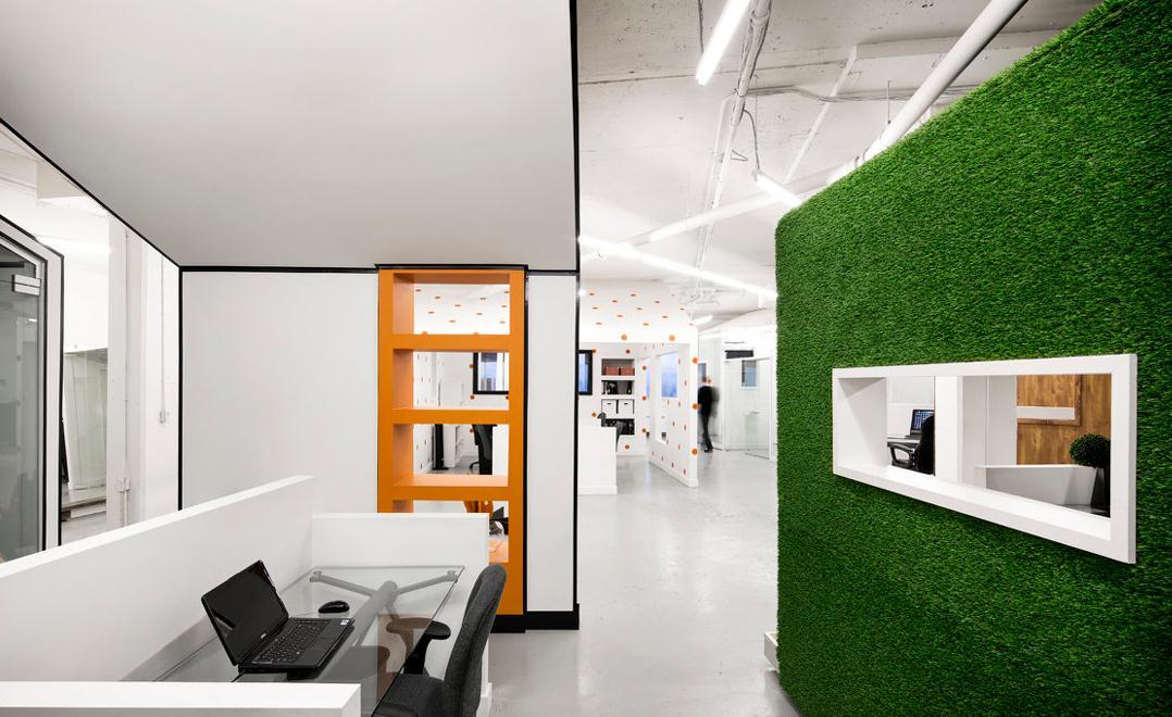 无锡办公室装修中正确认识色彩与办公空间的关系是做该办公室设计的