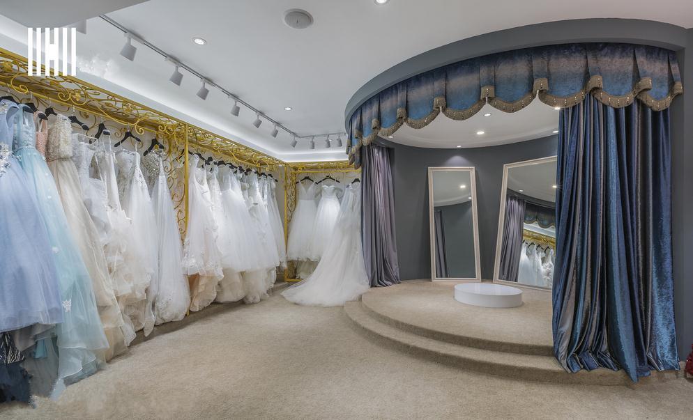 婚紗店裝修設計效果圖