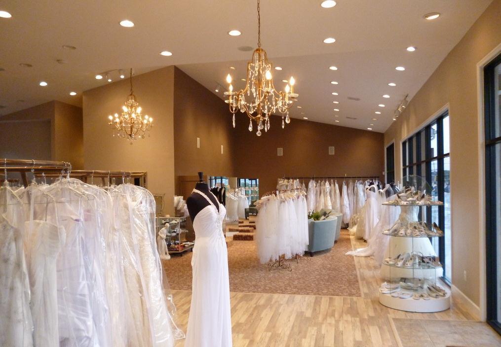 无锡婚纱店设计
