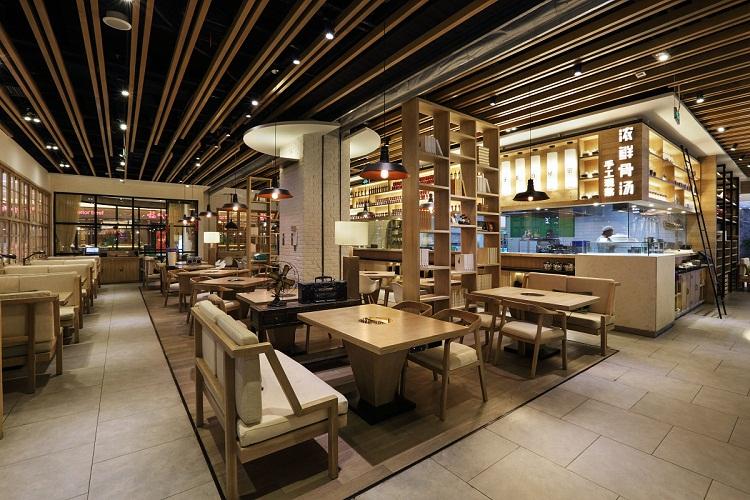 无锡中式餐厅设计
