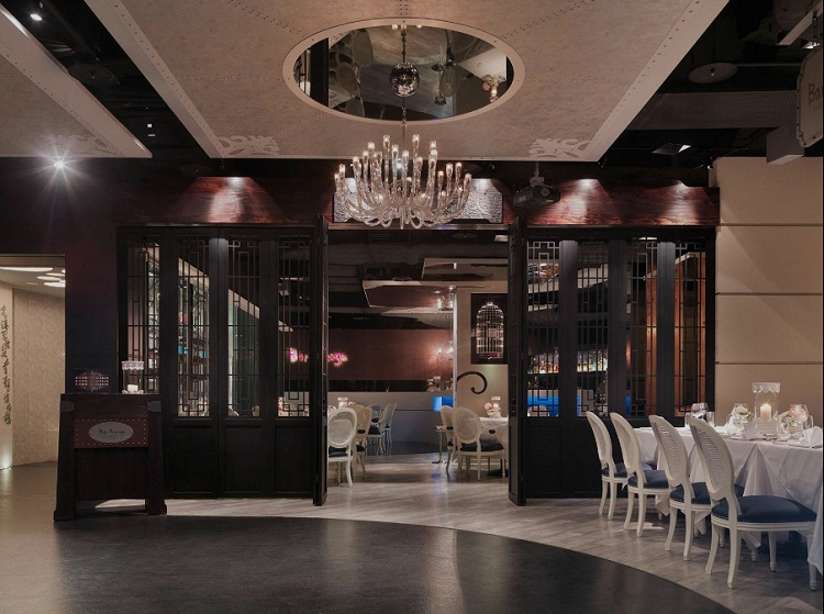 无锡古典餐厅装饰设计