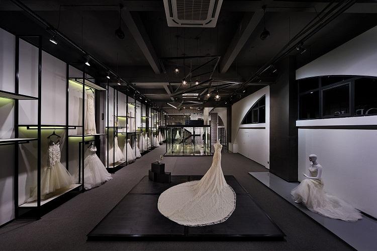 无锡婚纱店面装饰设计 - 无锡国丰装饰公司