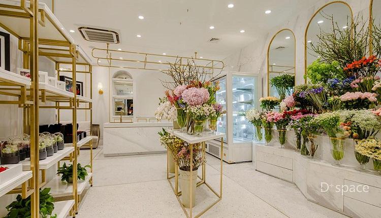 无锡花店装饰设计