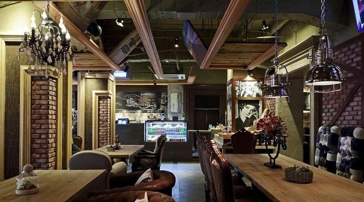 无锡咖啡门店装修 - 无锡国丰装饰公司