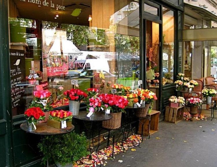 无锡 花店装饰布局设计效果图,请点击 无锡 花店装饰布局设计案例