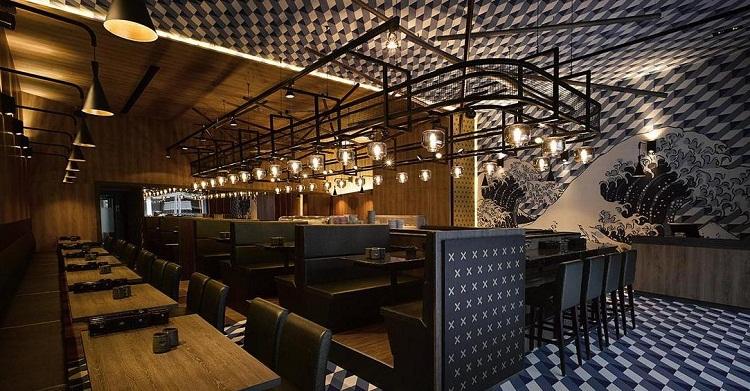 无锡餐饮空间灯光设计