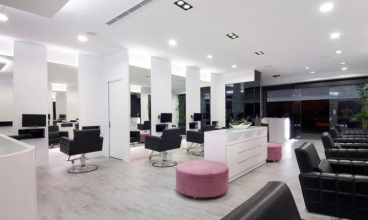 无锡发廊理发店的装修风格