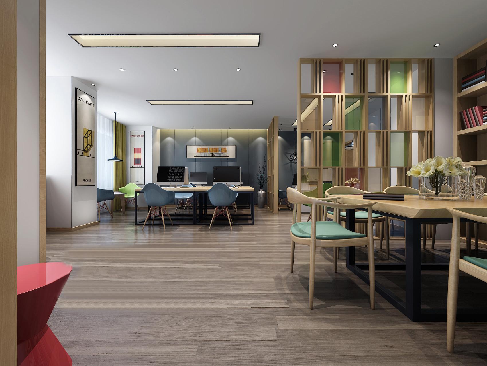 2018无锡办公室装修保养注意事项之实木复合地板。   在日常生活中,对于办公室装修实木复合地板的保养要注意以下几点:   1.保持办公室装修地板干燥、清洁,不允许用滴水的拖把拖地板,或用碱水、肥皂水擦地,以免破坏油漆表面的光泽。   2、尽量避免阳光暴晒,以免办公室装修地板表面油漆长期在紫外线的照射下提前老化、开裂。   3、局部板面不慎占染污迹应及时清除,若有油污,可用抹布蘸温水沾少量洗衣粉擦洗,若是药物或颜料,必须在污迹未渗入木质表层以前加以清除;   4、办公室装修地板尽量避免与水长时间接触