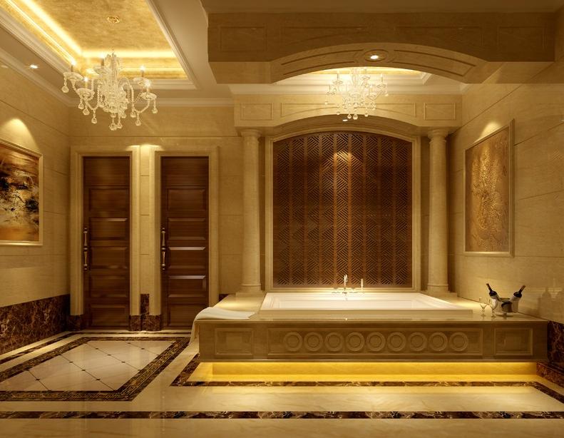 无锡酒店卫生间设计