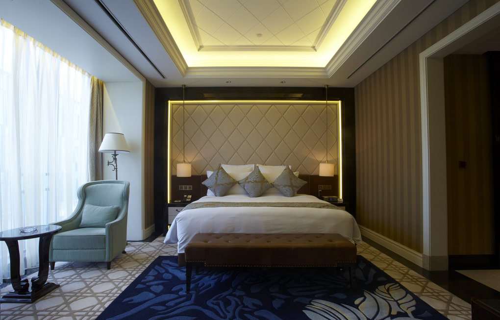 无锡酒店客房走廊设计