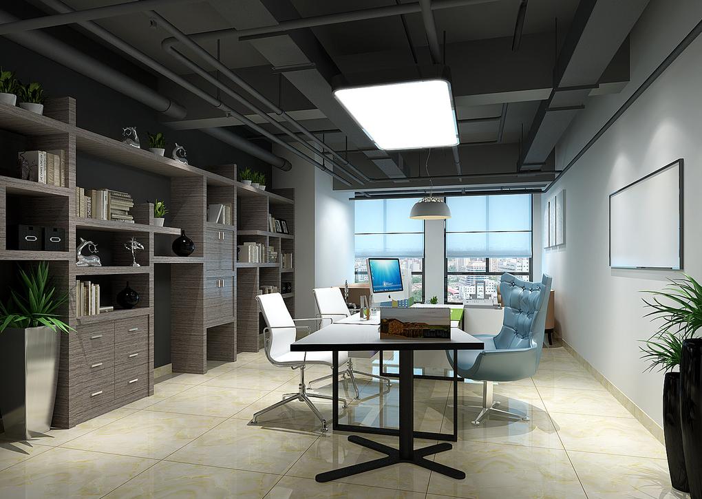 我们在装修办公室的时候我们需要注意很多事项跑,一个成功的办公室室内设计,需在室内划分、平面布置、界面处理、采光及照明、色彩的选择、氛围的营造等方面作通盘的考虑。下面我们来分析一下办公室装修设计有什么要求吧。   1.平面的布置应充分考虑家具及设备占有的尺寸、员工使用家具及设备时必要的活动范围尺度、各类办公组合方式所需的尺寸。   2.